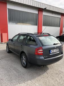 Škoda Octavia 1.9 TDI 4x4 UVOZ CH!!
