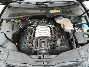 motor audi a4 a6 a8 passat 4 5 5plus 2.8 v6 143kw