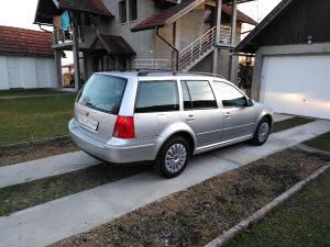 Volkswagen Golf 1.6 benzin 2002 g.