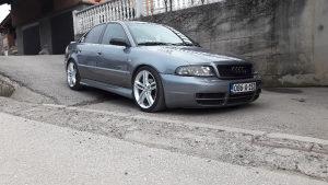 Audi A4 2000 s4 85kw