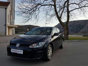 VW GOLF VII 1. 6 CR TDI presao orginalni 100.000 km