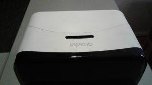 Alcatel Idol 4 plus VR naocale