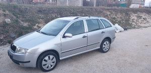 Škoda Fabia 2003 TEK UVEZENA