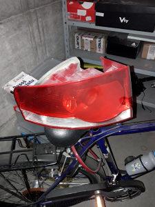 Seat stop svjetlo