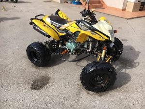 Quad,četverotočkaš,ATV BASHAN 200CC