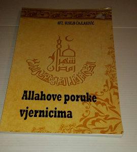 HUSEJN CAJLAKOVIC-ALLAHOVE PORUKE VJERNICIMA