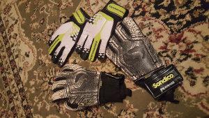 Golmanske rukavice i kostobrani