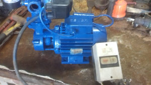 Sever pumpa 8, 1,1 kW sa zastitnom sklopkom