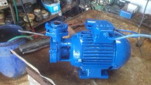 Sever pumpa 9, 1,5 kW