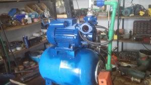 Sever pumpa 8, 1,1kW hidropak