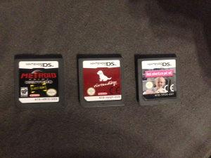 Nintendo ds, 3ds igre