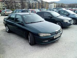 Peugeot 406 plin