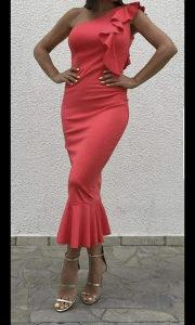 Svecana, elegantna, maturska haljina