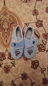 Pokucnice/papuce za djecake