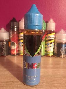 Blueberry Aple Flavor e juice tecnost e cigareta vape 60ml