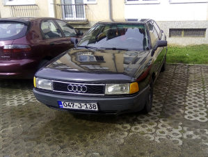 Audi 80 B3 1.6 TD interkuler