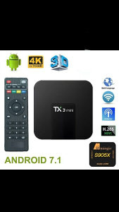 Tanix TX3 mini  Tv box 2GB/16GB Android 7.1