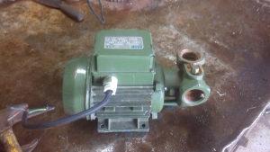 Pumpa Saer, 0,37kW