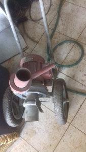 Pumpa za crpanje šahtova sp.jama 0,75kW, monofazna