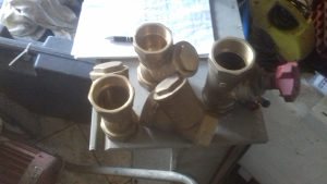 Filteri za vodu i ventil ispusni 2 cola