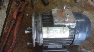 Motor monofazni 1,5kW,2800obrt