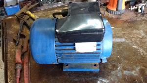 Monofazni motor 1,6kW,2800obrt