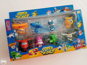 Super Wings igračke