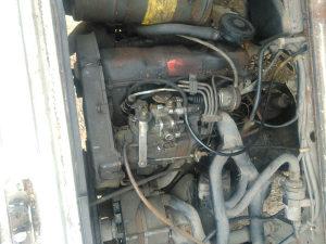 Kombi t2 motor turbo dizel orginalni