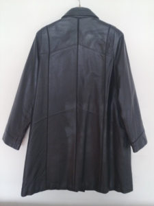 Kožna jakna (100% koža, L)