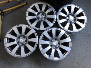 Alu Felge 16 Mercedes W212 5x112 Feluge Felne Fege