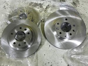 Mazda Kocioni Diskovi