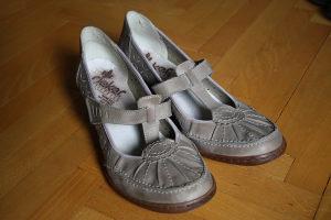 Ženske Rieker kožne cipele