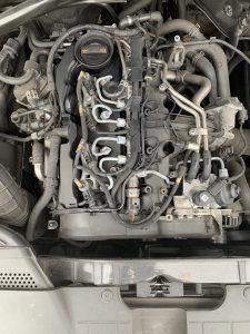 Motor AUDI Q5-2.0 TDI
