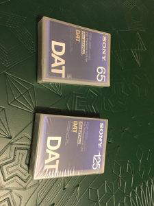 Sony DAT kasete 40 kom. NOVO!!!
