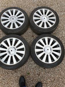 Audi felge 17 sa gumama