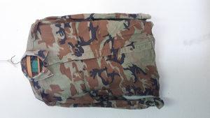 Vojna maskirna kosulja bluza VRS OSBIH poslijeratna
