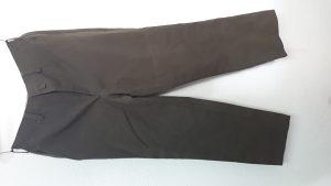 JNA vojne pantalone hlace pamucne smeđe