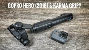 KOMPLET >>> GoPro NEW HERO 2K kamera + KARMA GRIP !!!