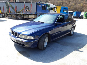 BMW e39 528 plin moze zamjena