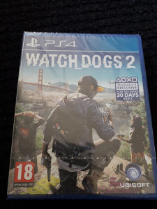 PS4 igra, WATCH DOGS 2