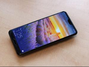 Huawei P20 Pro - 128GB/6GB - NOVO!
