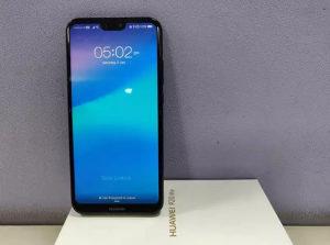 Huawei P20 Lite - 64GB/4GB - NOVO!