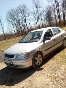"Opel Astra 1.6 Benzin/Plin 2002 ""EXTRA STANJE"""