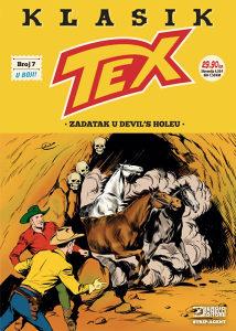NARUDŽBE: Klasik Tex 7 - Zadatak u Devil's Holeu