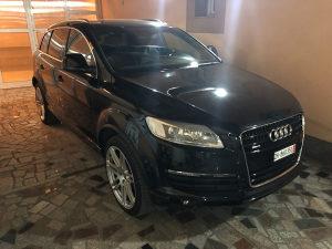 Audi Q7 3.0tdi uvoz Švicarska 2x sline Exclusive