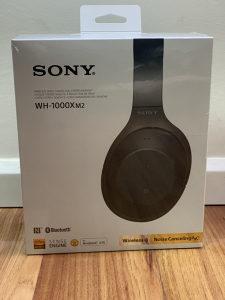 Sony slušalice WH-1000X m2