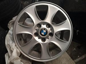 "Alu felge BMW 5x120 16"""