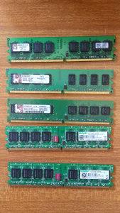 Ram DDR2 1GB/2GB