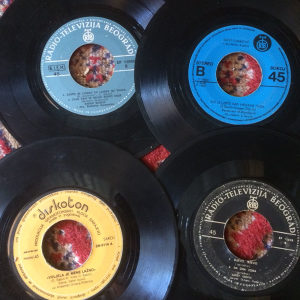 Ploce gramofon