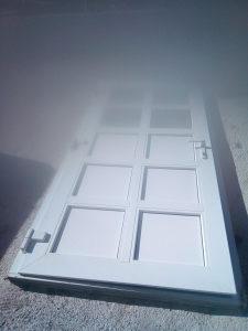 Vrata pvc loksirna